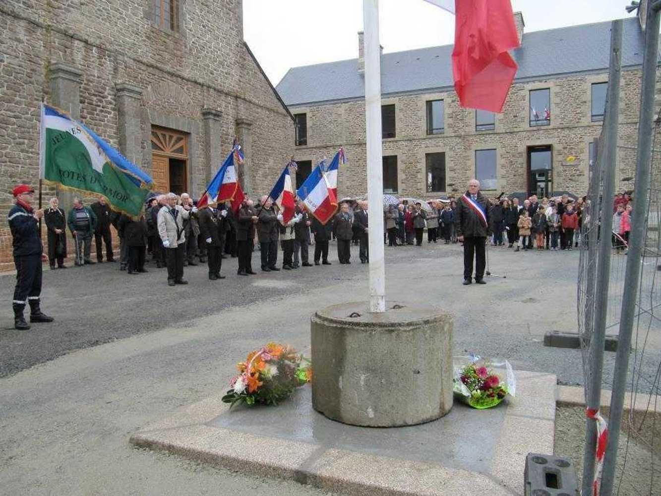 Commémoration de l''Armistice - 11 novembre 2017 image22