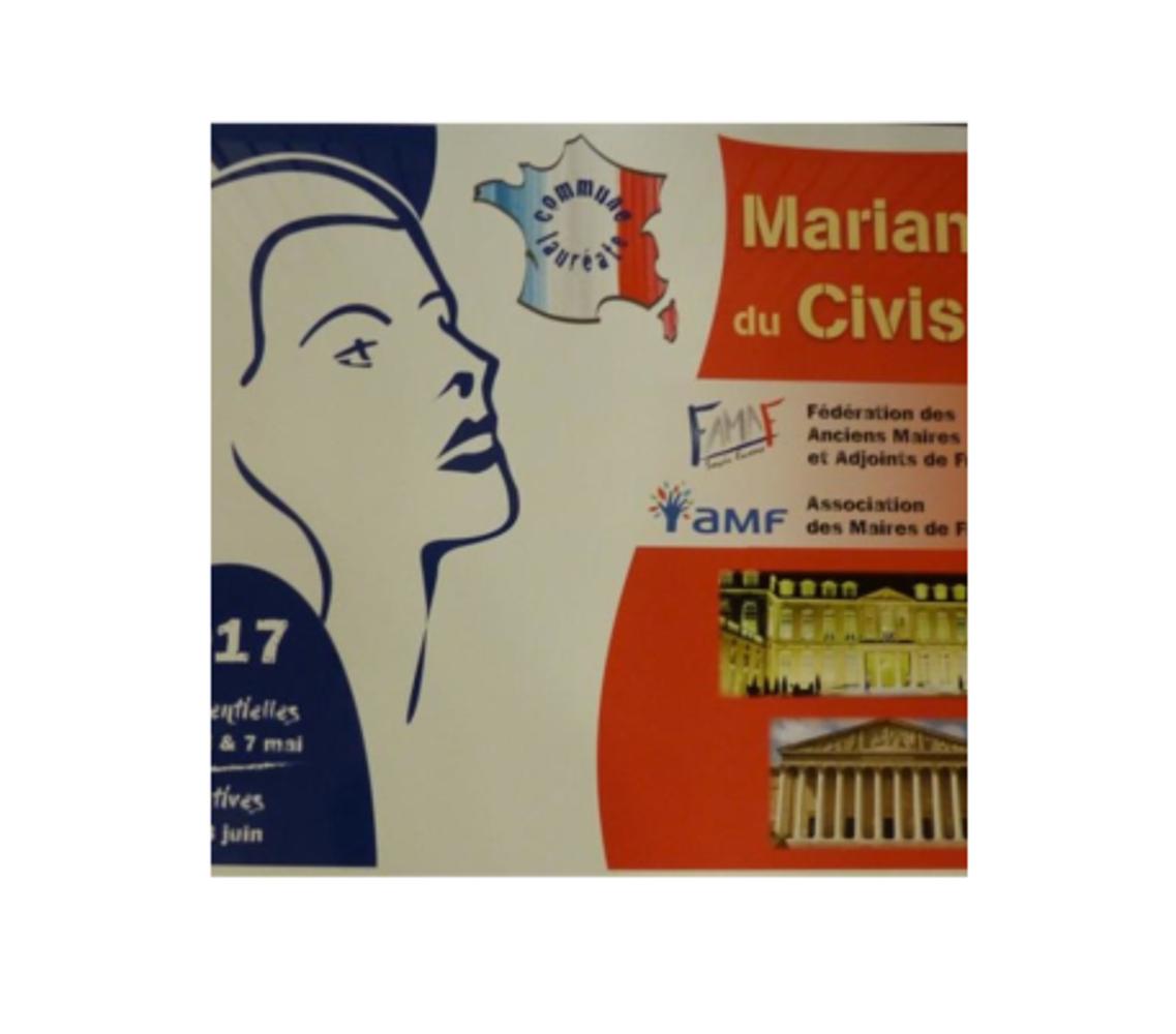 Marianne du Civisme - Jeudi 14 décembre 2017 0