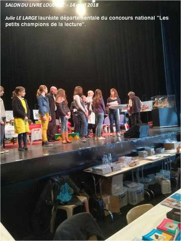 """""""Les Petits Champions de la Lecture"""" image2"""