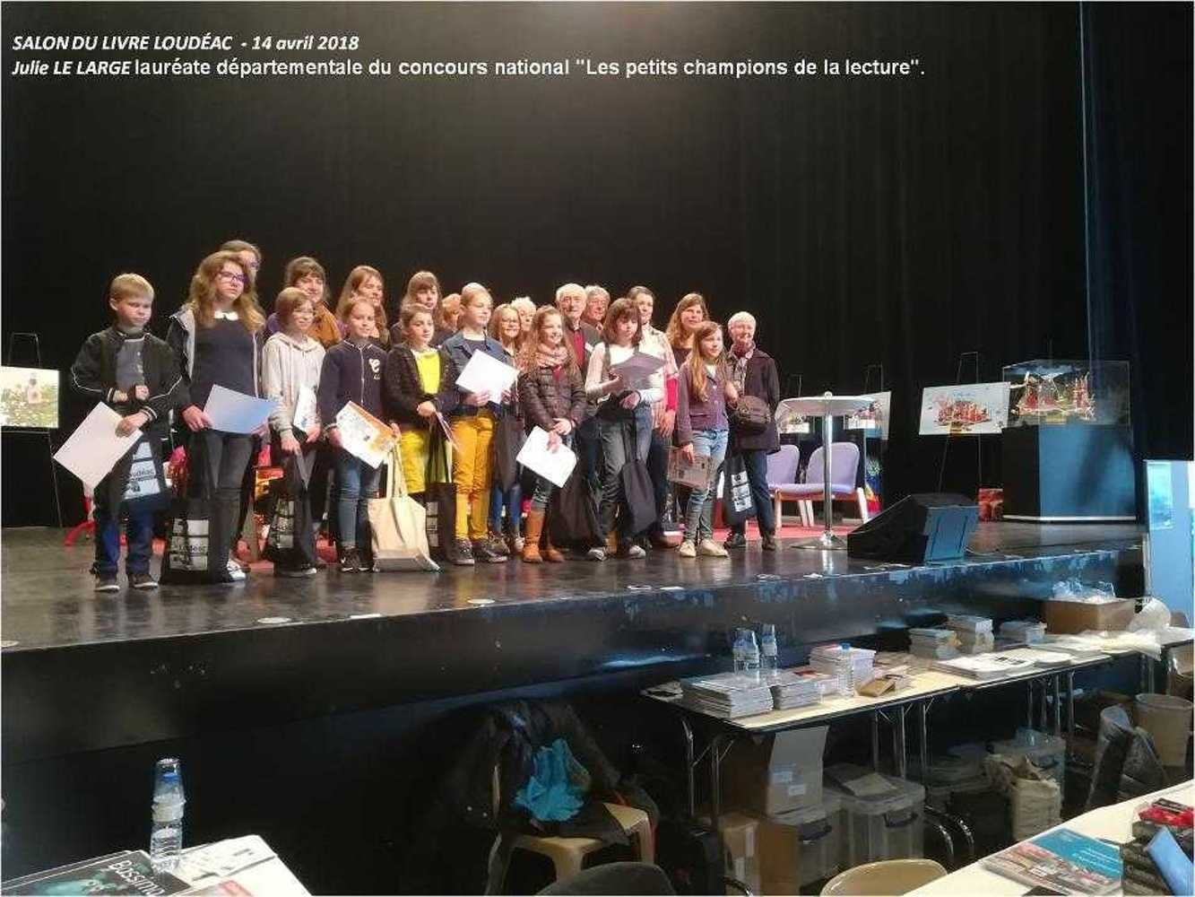 """""""Les Petits Champions de la Lecture"""" image3"""