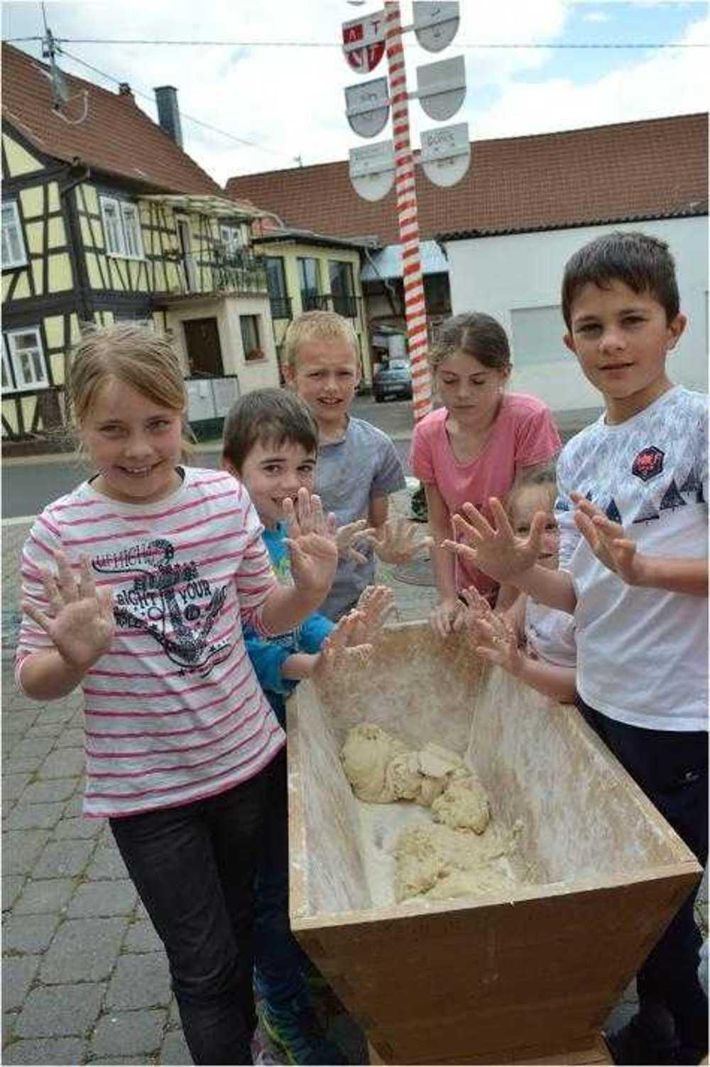 Les Amis du Pain - stage en Allemagne image2