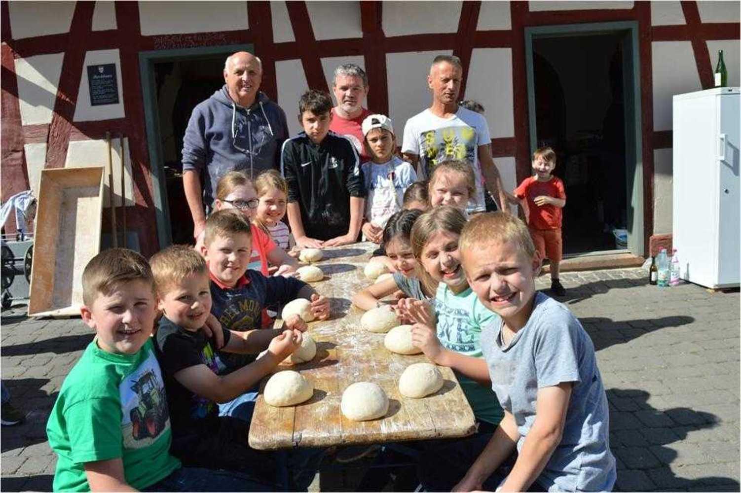 Les Amis du Pain - stage en Allemagne image4
