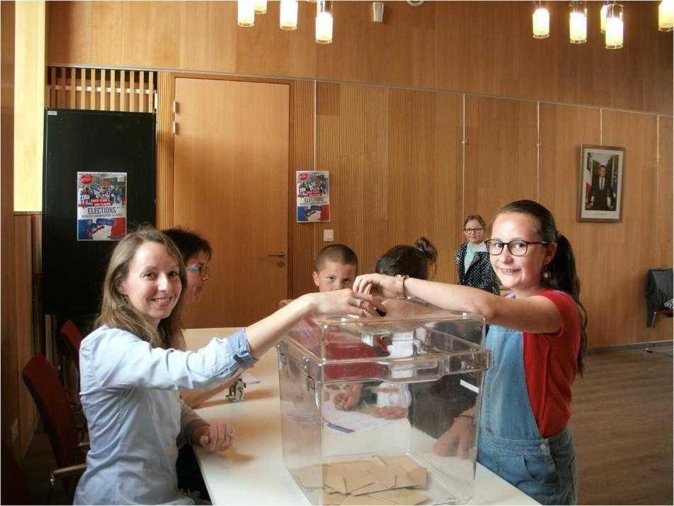 Photos du Conseil Communautaire des Jeunes image6