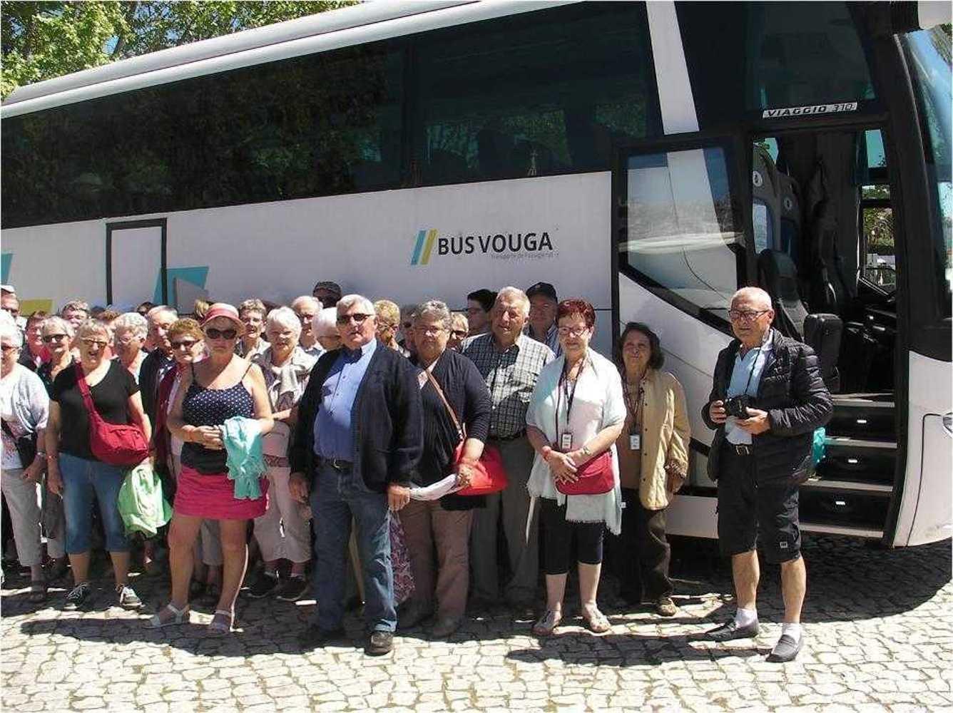 Les Aînés du Lié : photos de leur voyage au Portugal image1