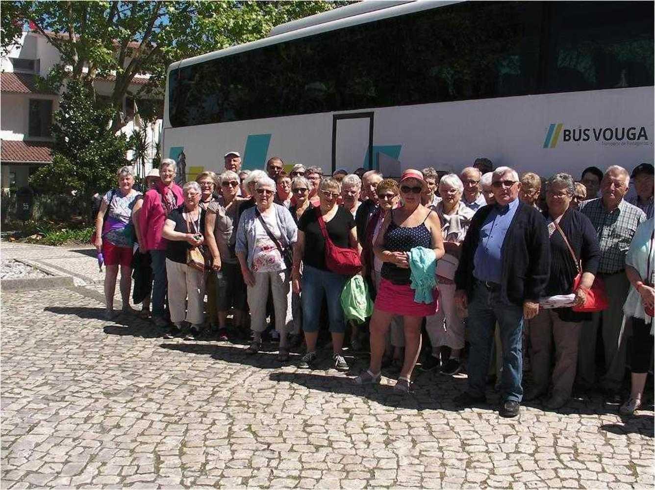 Les Aînés du Lié : photos de leur voyage au Portugal image2