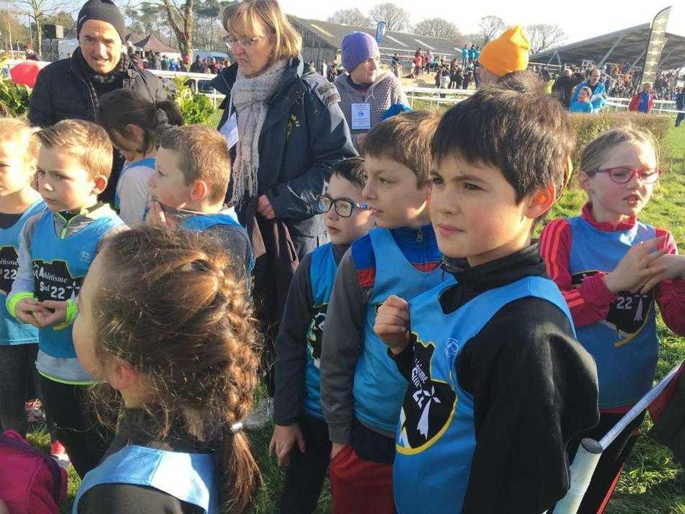 Photos JSP Cross - Athlétisme image7