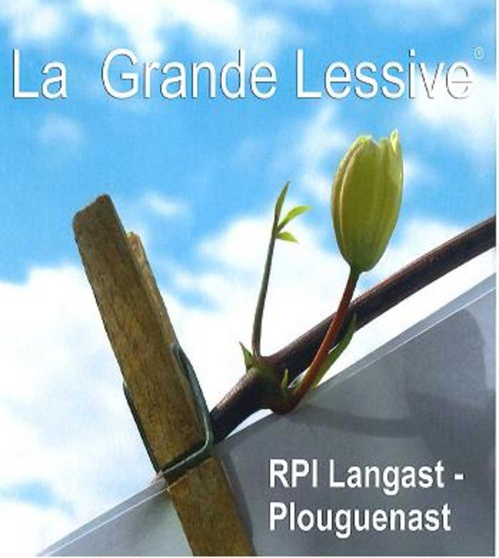 """Exposition """"La Grande Lessive"""" 0"""