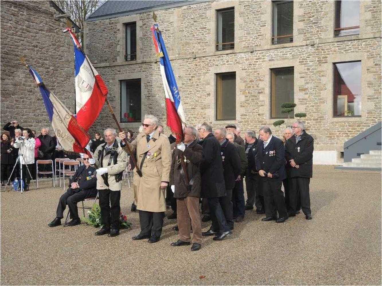 Photos de la commémoration du centenaire de l''Armistice image9