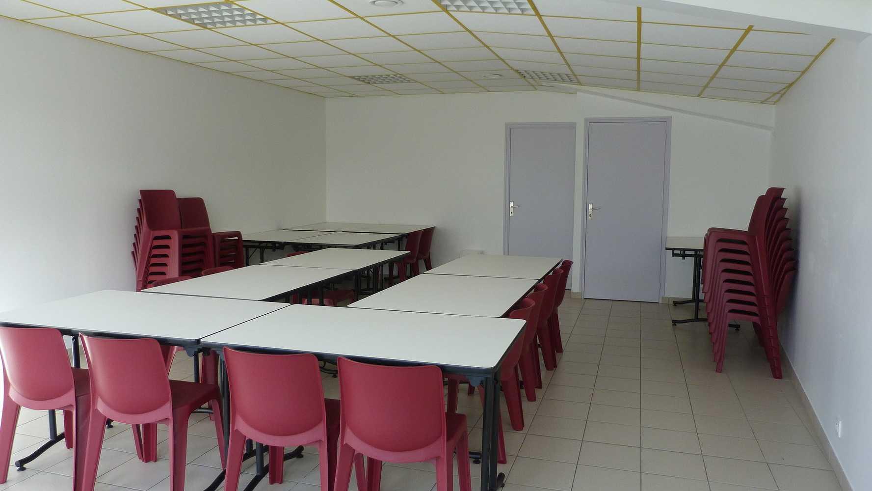 Salle du Zénith et Salle du Foyer (Langast) 0
