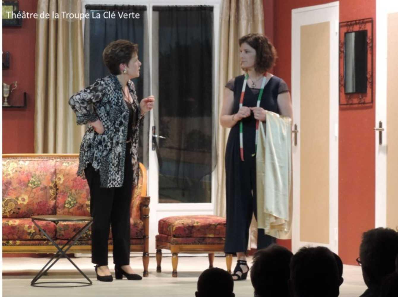Théâtre « La Clé Verte » image9