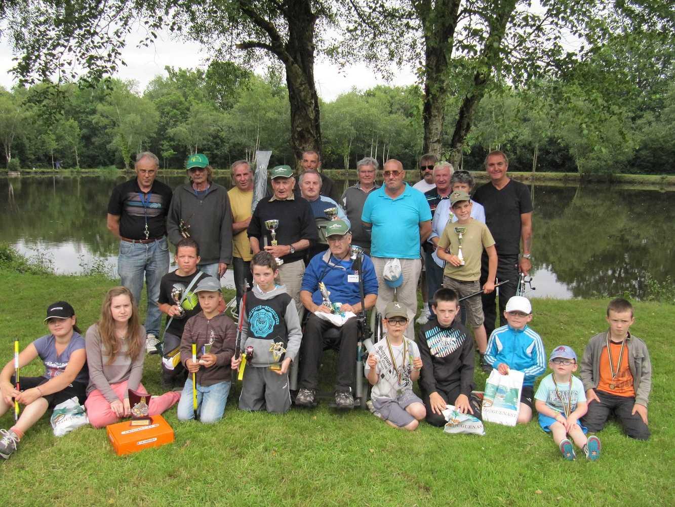 Société de pêche pecheurs